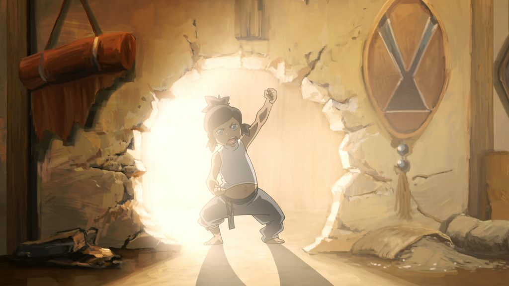 Korra: The Polar Opposite of Aang