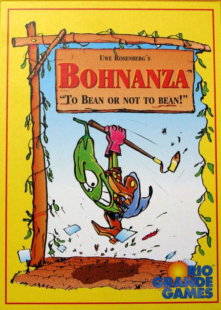Bohnanza: The Bean-Planting  Card Game