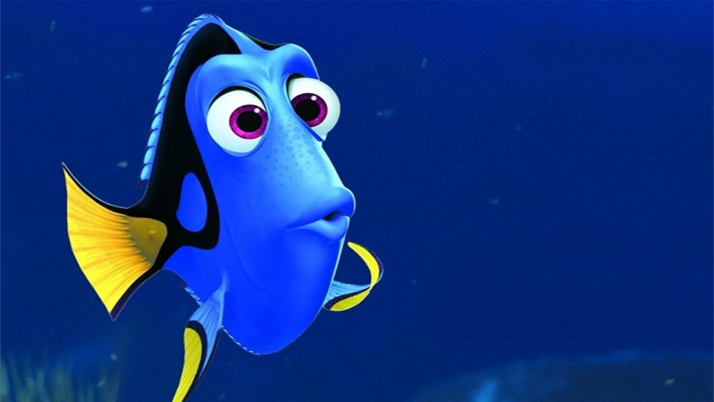 A Forgettable Sequel to Finding Nemo